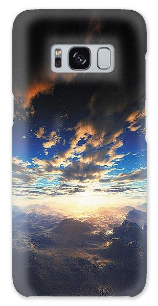 Heaven's Breath 31 Galaxy Case