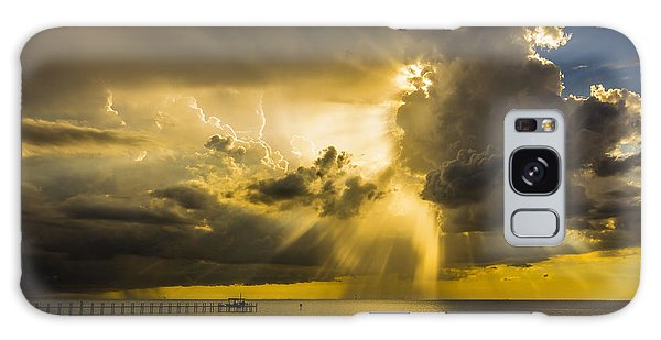 Heavens Window Galaxy Case by Marvin Spates