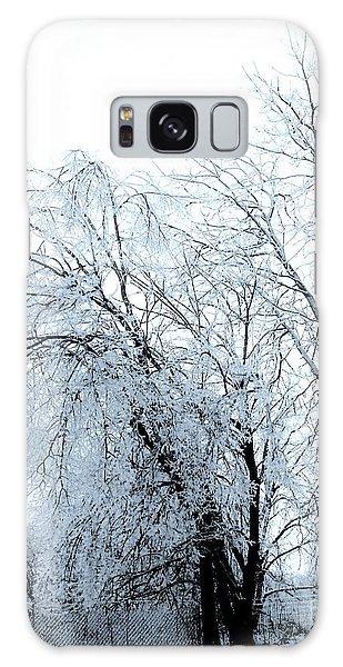 Heavy Ice Tree Redo Galaxy Case