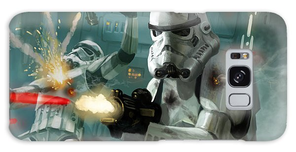 Heavy Storm Trooper - Star Wars The Card Game Galaxy Case
