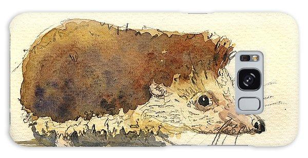 Mice Galaxy S8 Case - Hedgehog by Juan  Bosco