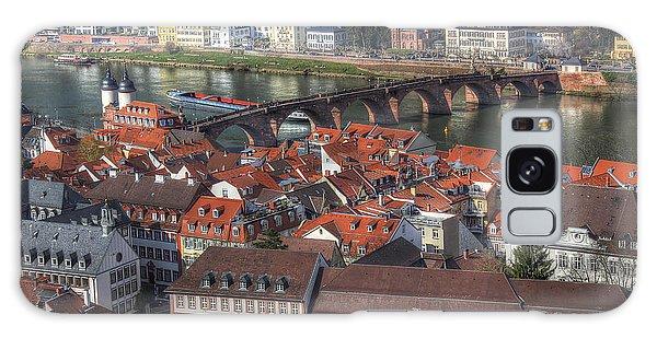 Heidelberg Germany 2 Galaxy Case