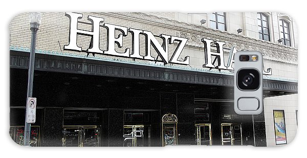 Heinz Hall Galaxy Case