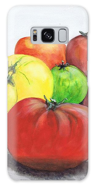 Heirloom Tomatoes Galaxy Case