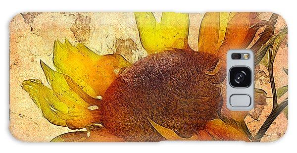 Helianthus Galaxy Case by John Edwards