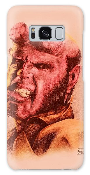 Hellboy Galaxy Case