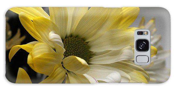 Hello Sunshine Galaxy Case by Wanda Brandon