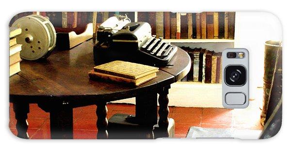 Hemingway's Studio Ernest Hemingway Key West Galaxy Case