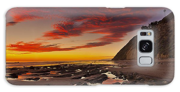Hendry's Beach  Mg_1327 Galaxy Case by David Orias