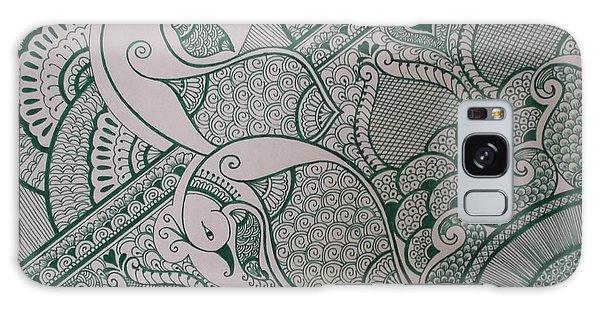 Madhubani Galaxy Case - Henna by M Ande