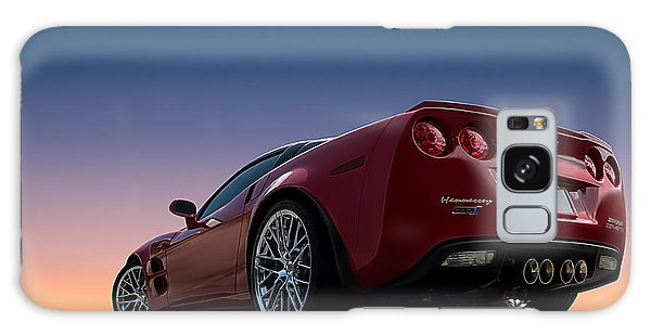 Speed Galaxy Case - Hennessey Red by Douglas Pittman