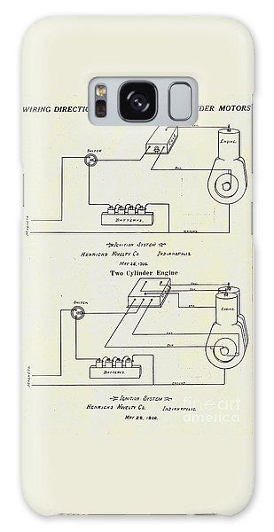 Henrichs Magnetos 1906 No.1 Galaxy Case