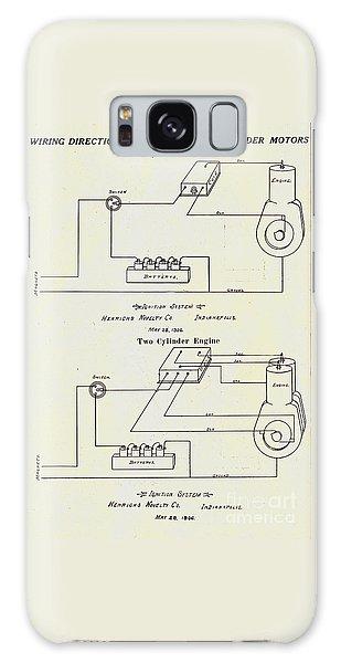 Henricks Magnetos 1906 No.1 Galaxy Case by Peter Gumaer Ogden