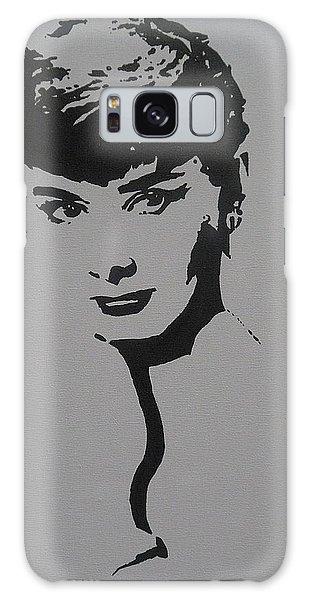 Hepburn Galaxy Case by Cherise Foster