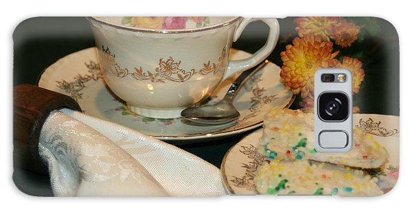 Her Best China Galaxy Case by Barbara S Nickerson