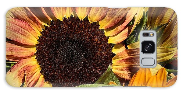 Here Comes The Sun Galaxy Case by Robert McCubbin