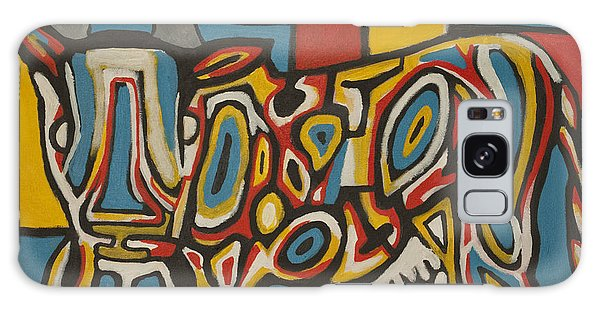 Haring's Cow Galaxy Case