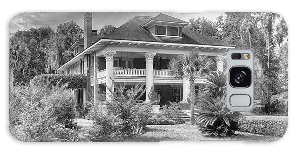 Herlong Mansion Galaxy Case by Howard Salmon