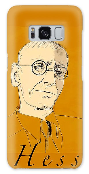 Herman Hesse Galaxy Case