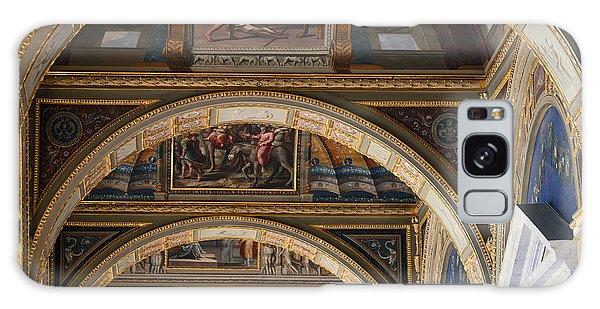 Hermitage Arches Galaxy Case by Harvey Barrison