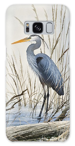 Herons Natural World Galaxy Case