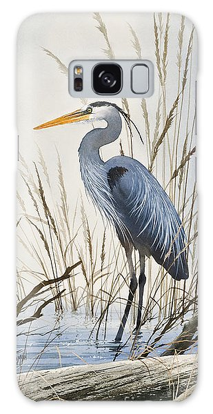 Herons Galaxy Case - Herons Natural World by James Williamson