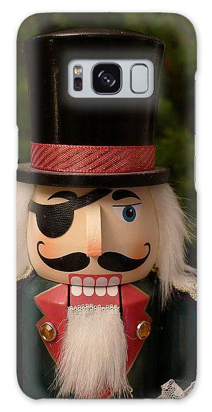 Herr Drosselmeyer Nutcracker Galaxy Case by Richard Reeve