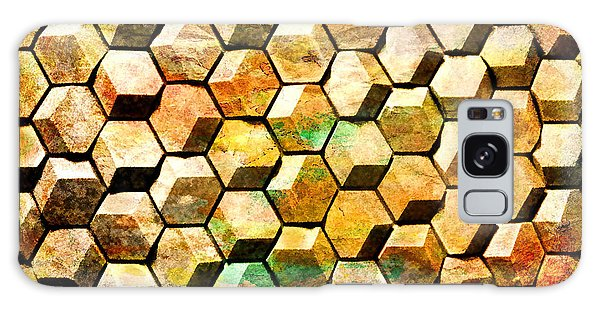 Hexacubes Galaxy Case