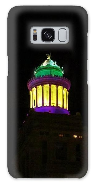 Hibernia Tower - Mardi Gras Galaxy Case