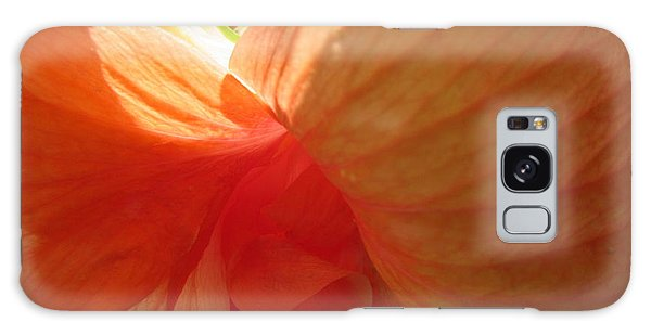 Hibiscus Butterfly Galaxy Case