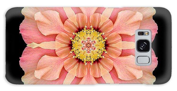 Hibiscus Rosa-sinensis I Flower Mandala Galaxy Case