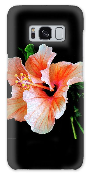 Hibiscus Spectacular Galaxy Case by Ben and Raisa Gertsberg