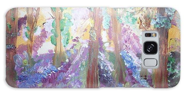 Hidden Forest Fairies Galaxy Case by Judith Desrosiers