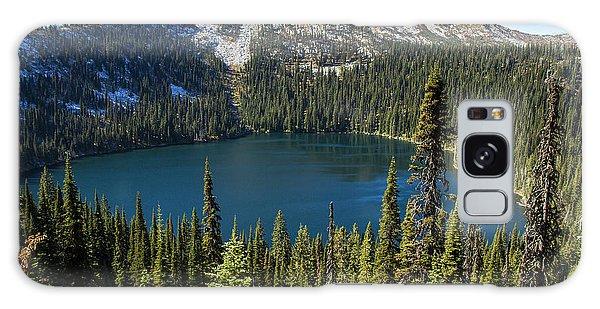 Hidden Lake In Idaho Galaxy Case
