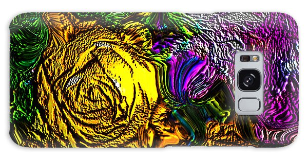 Hidden Rose Galaxy Case by Gayle Price Thomas