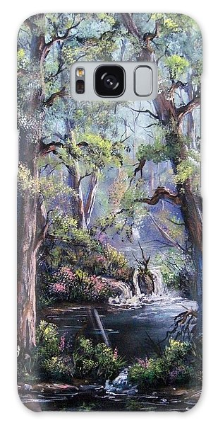 Hidden Waters Galaxy Case