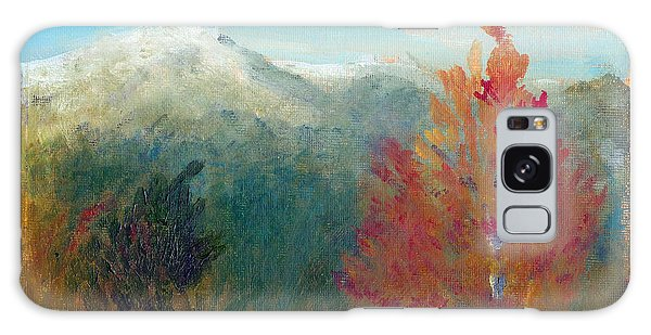 High Country View Galaxy Case