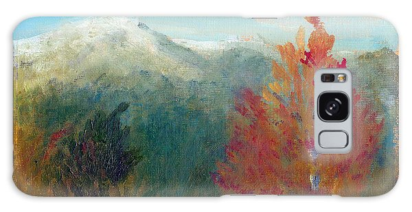 High Country View Galaxy Case by C Sitton