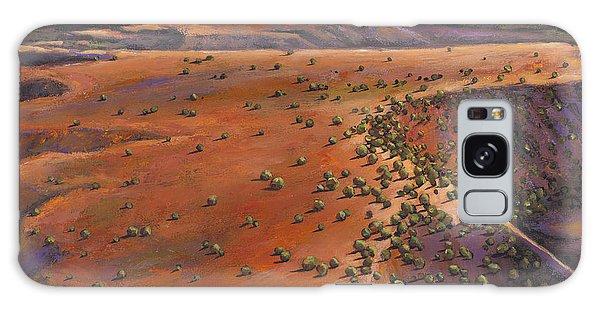 Mexico Galaxy Case - High Desert Evening by Johnathan Harris