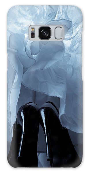 High Heels And Petticoats Galaxy Case