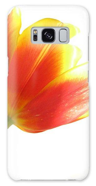 High-key Tulip Galaxy Case