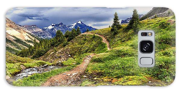High Mountain Trail Galaxy Case