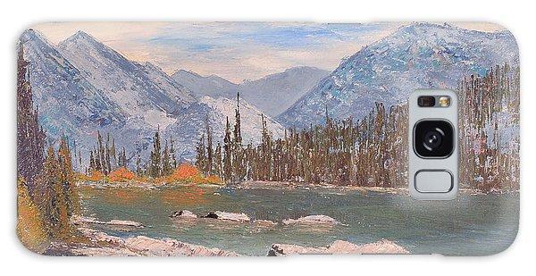 High Sierra Lake Galaxy Case