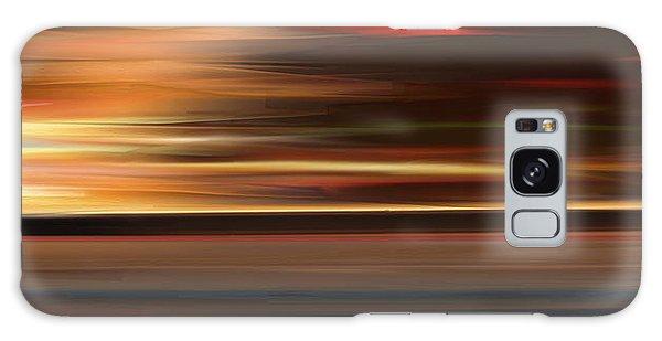 High Speed 3 Galaxy Case