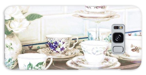English Galaxy Case - High Tea by Holly Kempe