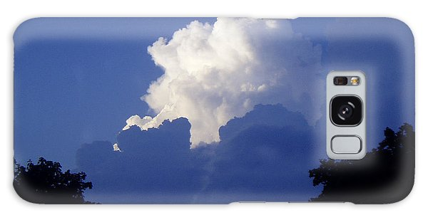 High Towering Clouds Galaxy Case