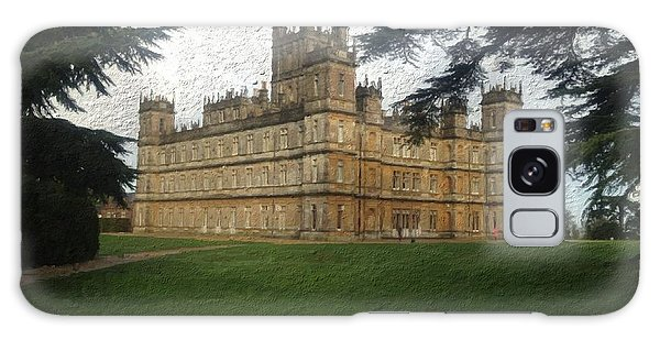 Highclere Castle Downton Abbey 2 Galaxy Case
