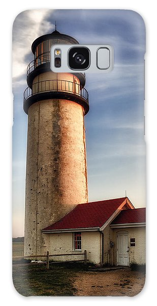 Highland Lighthouse Galaxy Case