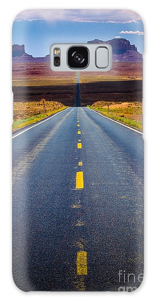 Southwest Usa Galaxy Case - Highway 163 by Inge Johnsson