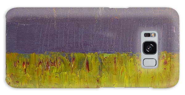 Abstract Expressionism Galaxy Case - Highway Series - Lake by Michelle Calkins